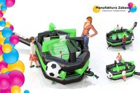 Air FOOTball - Dmuchane piłkarzyki barowe - piłkarskie dmuchańce, piłkarskie atrakcje