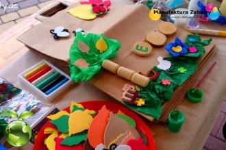 EKO kącik plastyczny - warsztaty ekologiczne - atrakcje ekologiczne