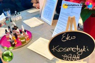 EKO kosmetyki - warsztaty ekologiczne - atrakcje ekologiczne - kosmetyki ekologiczne