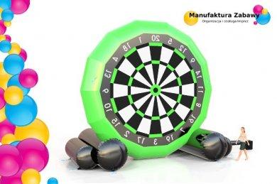 FOOT dart - Piłkarski dart - FOOTdart