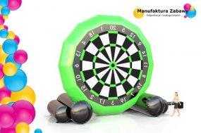 FOOT dart - Piłkarski dart - FOOTdart - piłkarskie dmuchańce, piłkarskie atrakcje