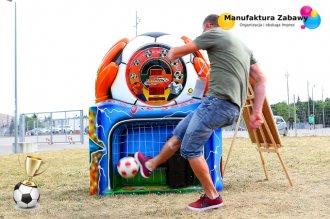 Siłomierz kopacz, piłkarskie aytakcje