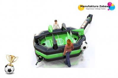 AIR soccer - piłkarzyki dmuchane, airfootball, piłkarskie aytakcje