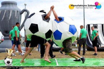 Sumo piłkarskie, atrakcje piłkarskie