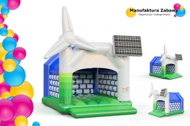 Zamek OZE odnawialne źródła energii