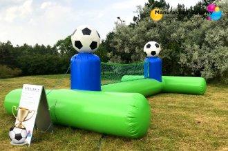 Siatkonoga, piłkarska siatkówka, atrakcje piłkarskie