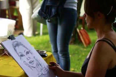 karykaturzystka