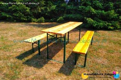 ławostoły - zestawy piknikowe